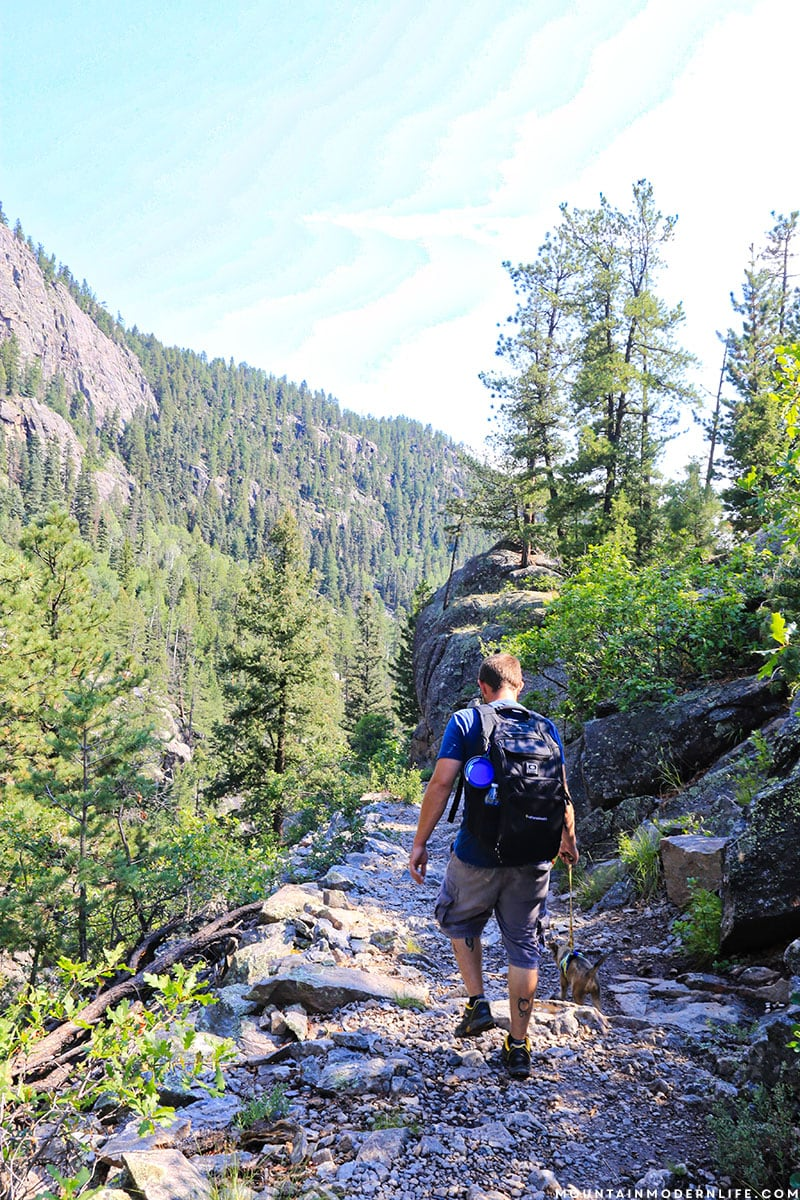 If you're planning a trip to Southwest Colorado, be sure to make time for the Million Dollar Highway! Watch our video of this beautiful scenic drive, along with our hike at Vallecito Creek Trail. MountainModernLife.com