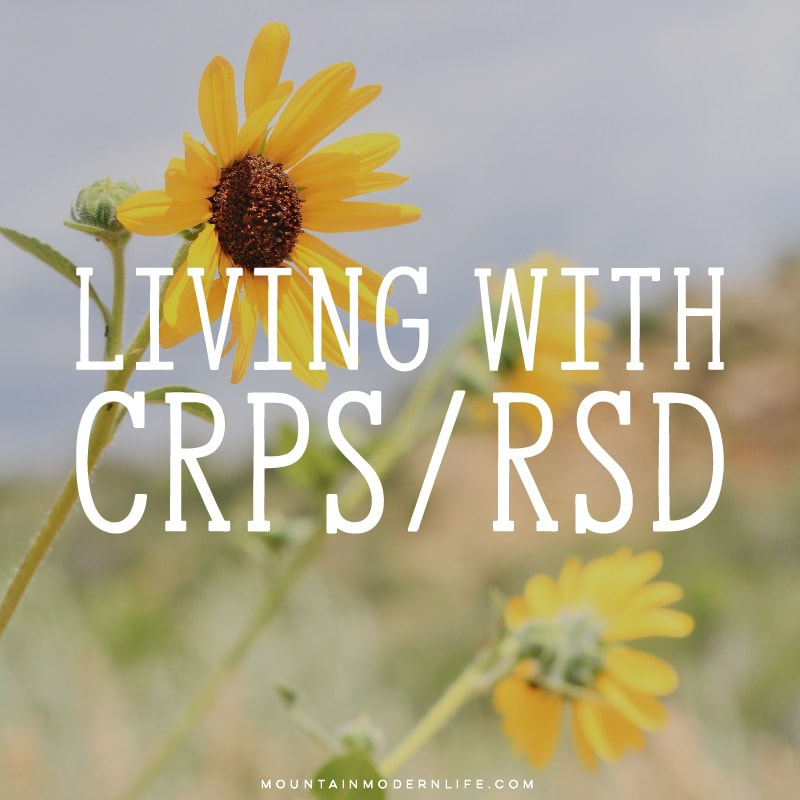 Living with CRPS