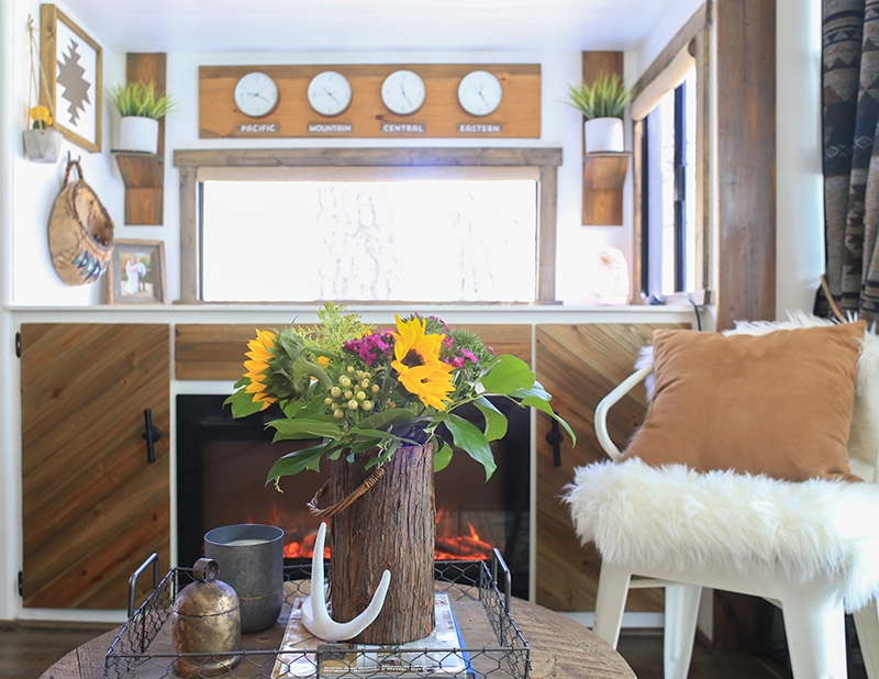 Looking for inspiration to decorate your RV or camper? Here's a comprehensive list of our RV decor resources! MountainModernLife.com