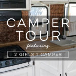 Design Vibes: Tour this renovated camper from 2 Girls 1 Camper!