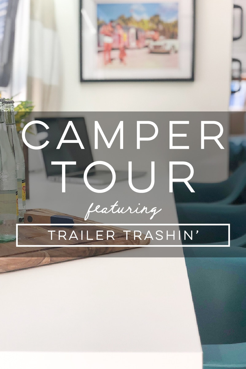Tour this Renovated Airstream with Tropical Vibes