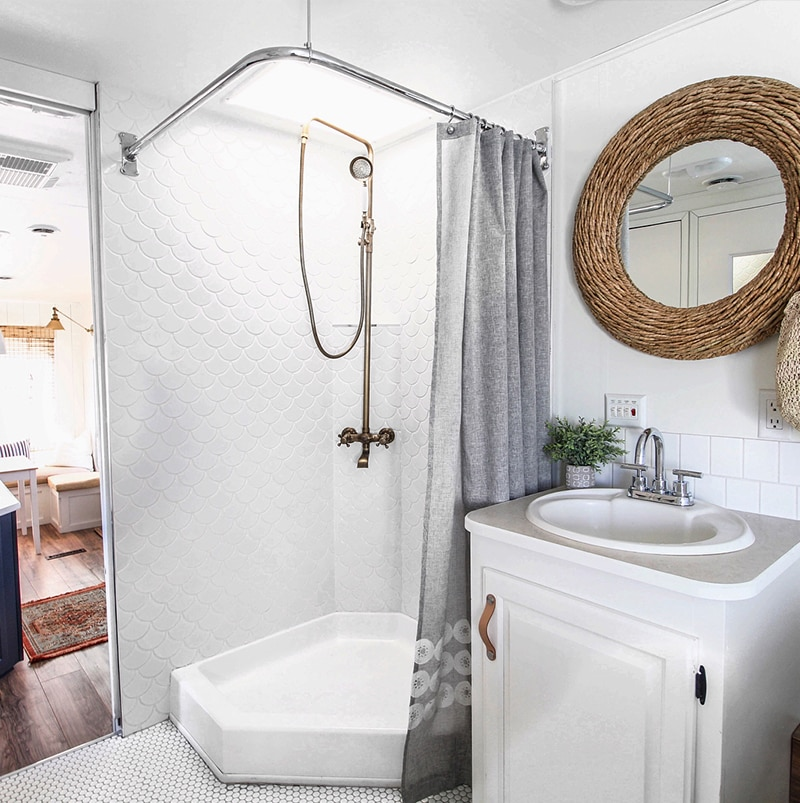 RV bathroom inspiration