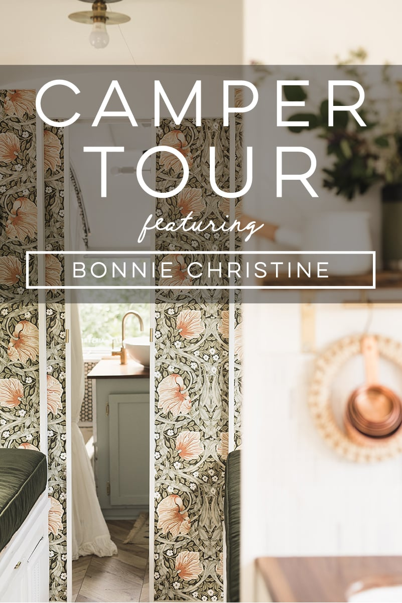 Tour this Romantic Airstream Reimagined by an Artist and Textile Designer