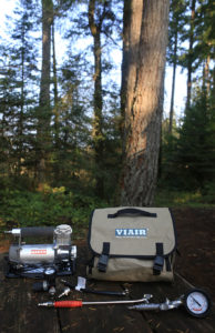 Enter to win the Viair 400P-RV Portable Air Compressor and Winterizing Kit! Plus check out our review to see why it's perfect for RV'ers! MountainModernLife.com