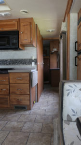 Tiffin Allegro Open Road 32LA interior