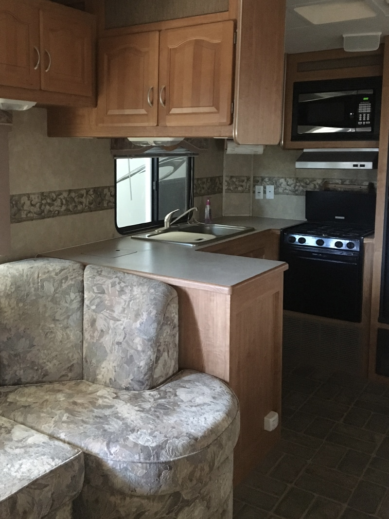 Modern Cozy RV Renovation from Detach and Roam - Featured on MountainModernLife.com
