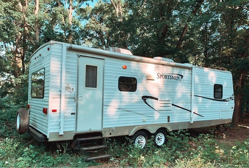 Camper Renovation Featuring @madefreeco on MountainModernLife.com