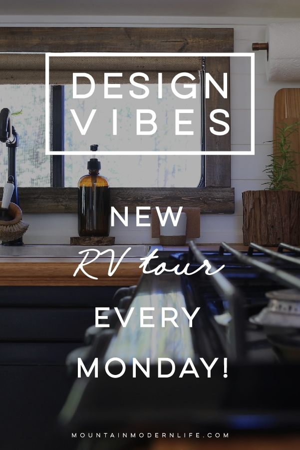 Design Vibes: New Home Tour Every Monday on MountainModernLife.com