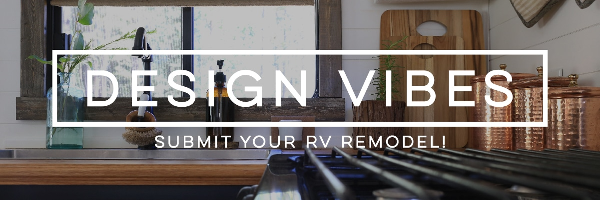Submit RV Renovation to Design Vibes