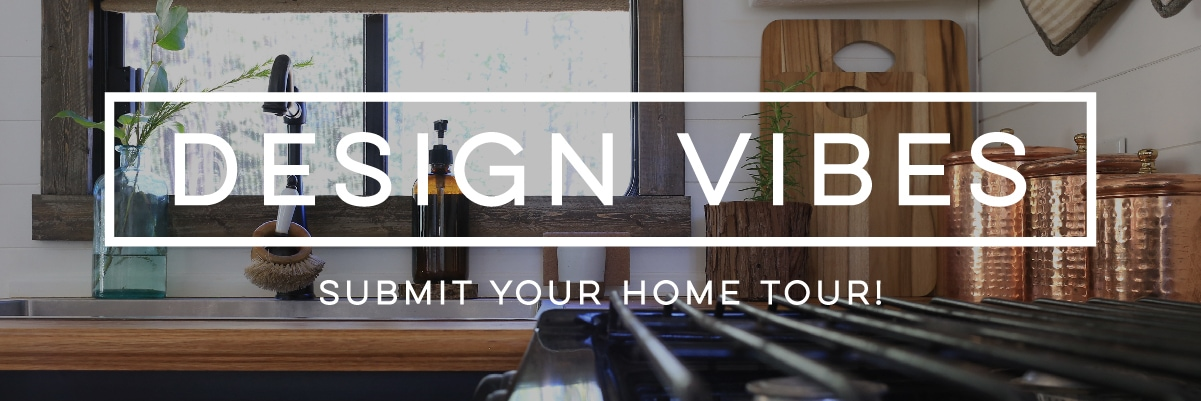 Submit your Home to be featured on Design Vibes! MountainModernLife.com