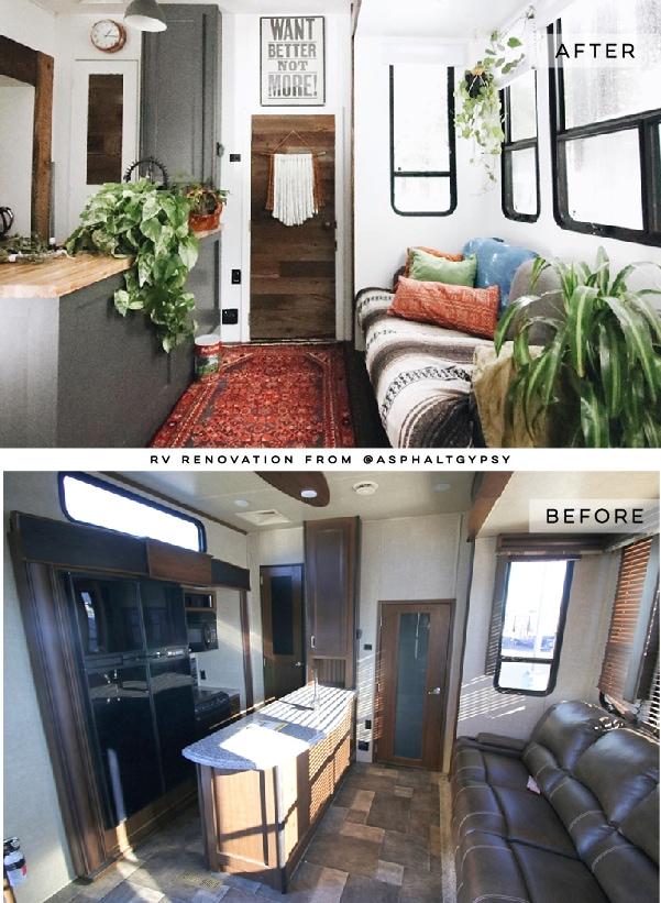 RV Renovation from AsphaltGypsy!