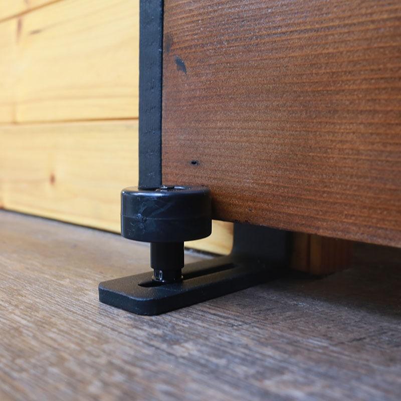 Sliding Barn Door Floor Guide