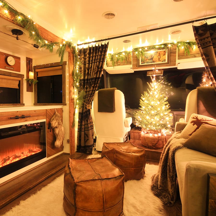 Christmas in the RV