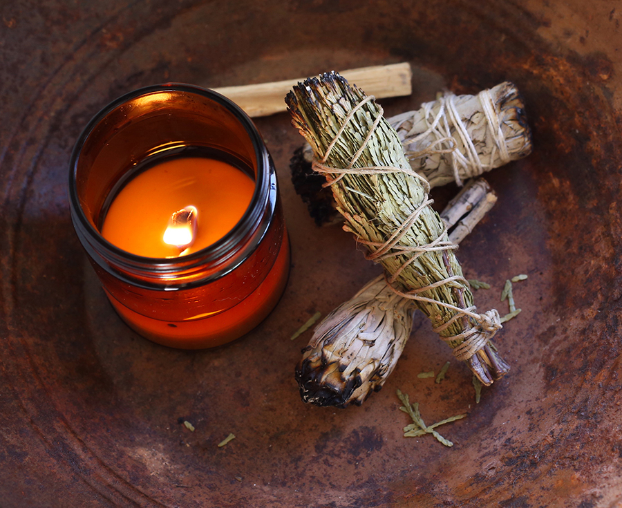 """Using sage to relieve stress and help with autoimmune disease and """"leaky gut"""""""