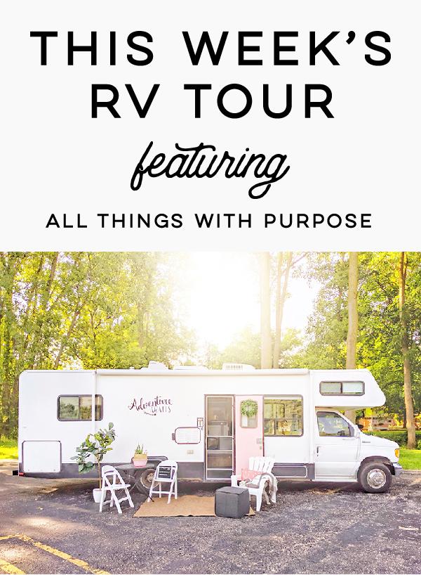 Design Vibes RV Tour from Sarah Lemp
