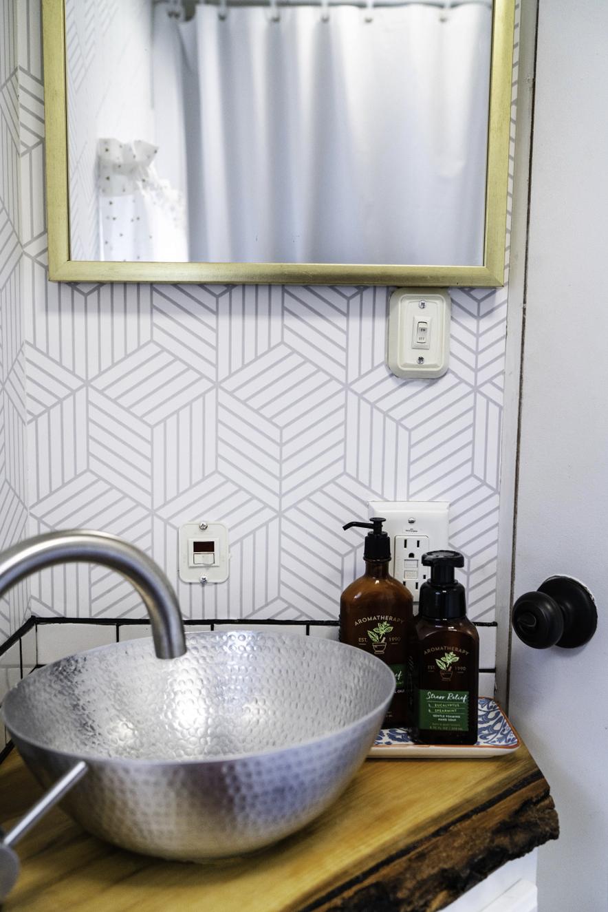 camper bathroom remodel