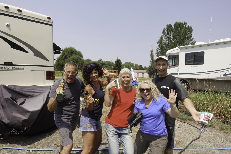 The Renovating RV Team