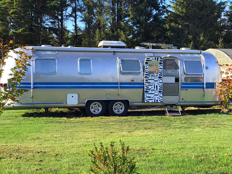 Renovated 1978 Airstream Excella
