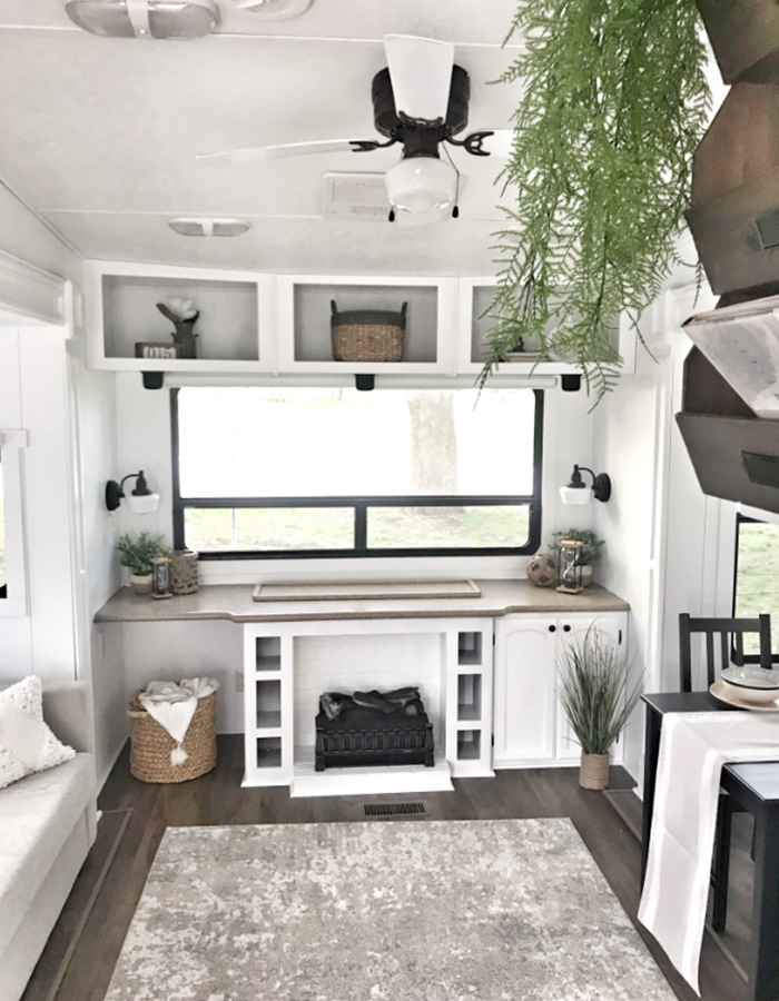 Remodeled 5th Wheel