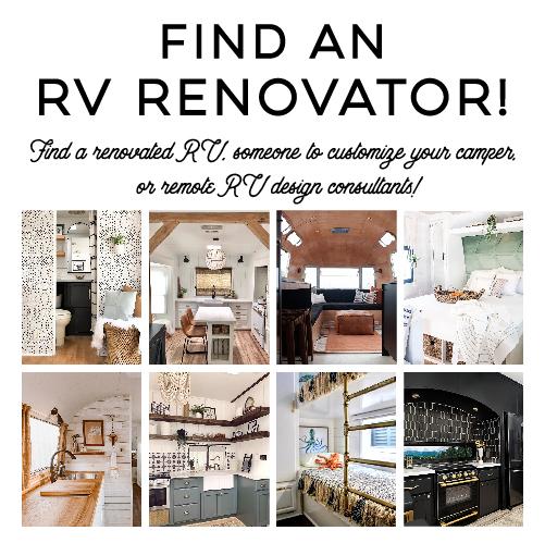 Find an RV Renovator