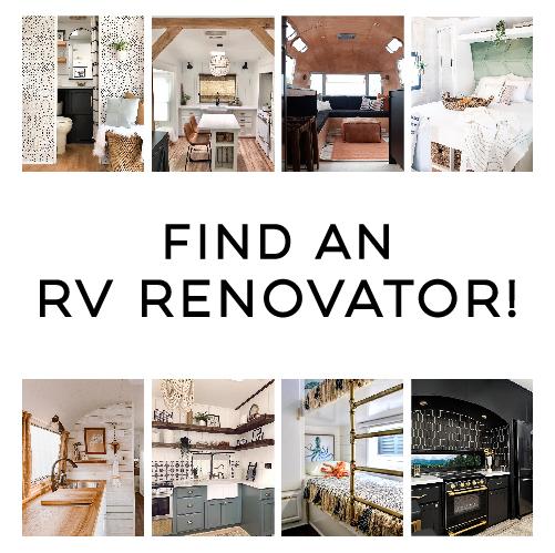 find rv renovator