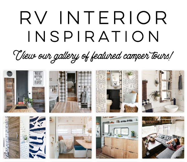 Featured RV Tours for interior inspiration