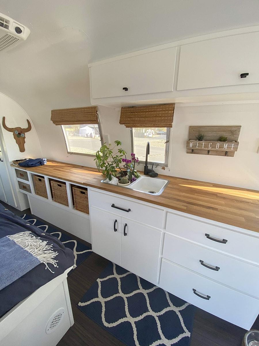 Modern Airstream Renovation