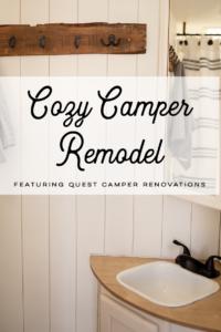 rustic vintage camper reno