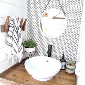 modern rv bathroom remodel