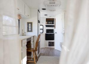 quaint and cozy camper renovation