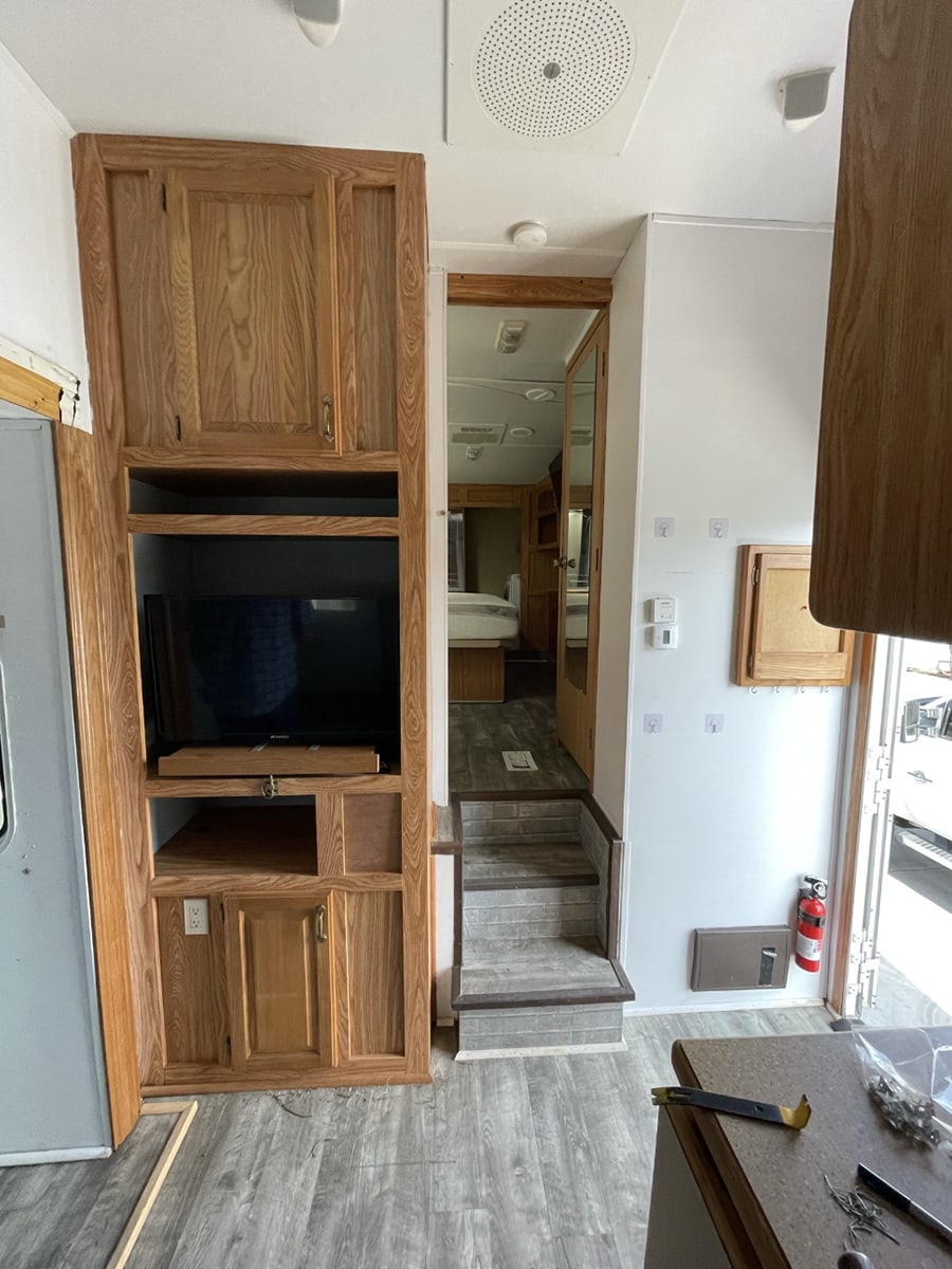 RV before remodel