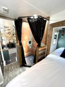 5th wheel shower renovation