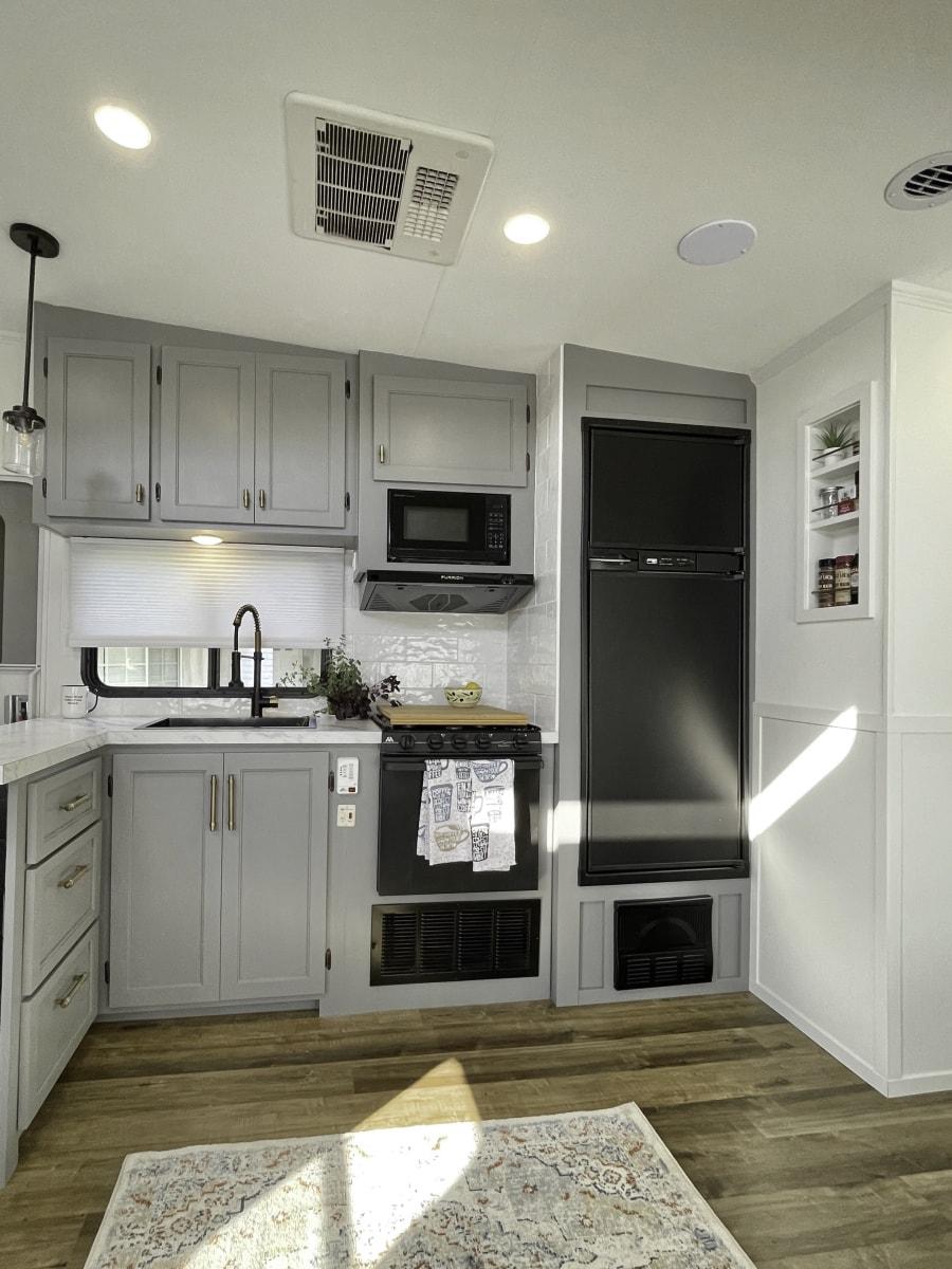 Thor Kitchen renovation