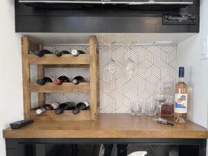 RV wine bar