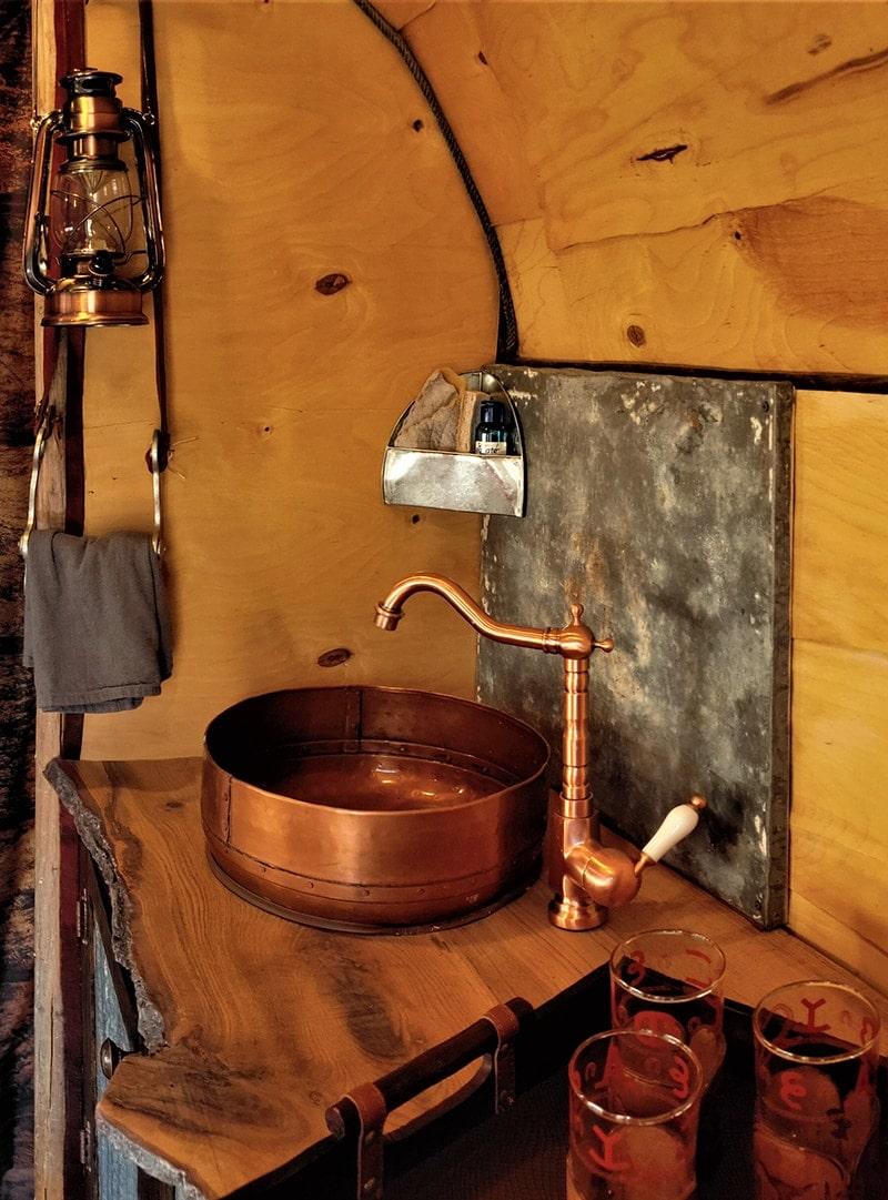 rustic camper renovation