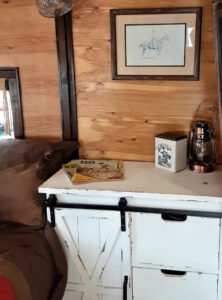 tiny camper renovation