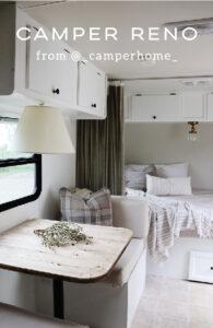 minimalist camper design