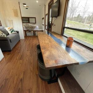 DIY river table
