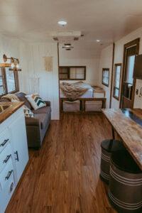 cozy camper remodel
