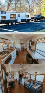 travel trailer renovation